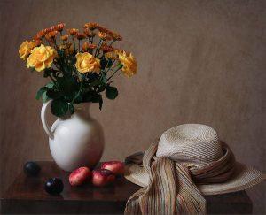 Есенна декорация и украса