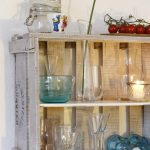 Дървена щайга-Арт мебел за дом и градина