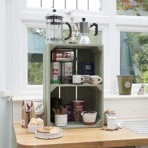 Щайга-кухненски Арт шкаф