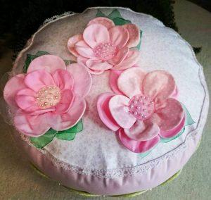 Торта за рожден ден от плат