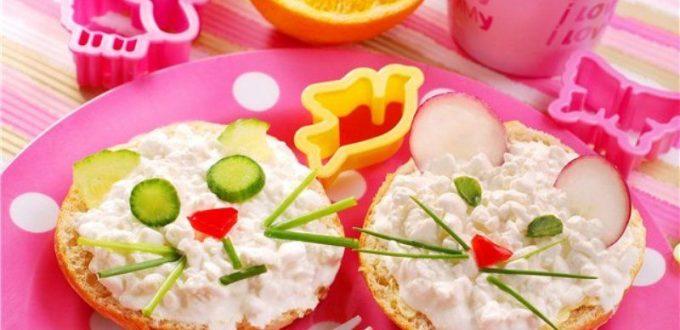 Няколко идеи как да хареса детето храната, която яде